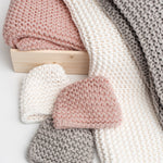 Comfy Knit Organic Cotton Baby Gift Set