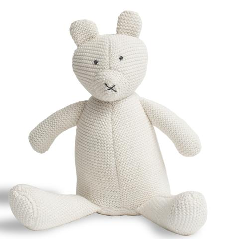 Organic Cotton Classic Knit Bear
