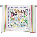 Charlotte Dish Towel - CityBarnCountryPenthouse