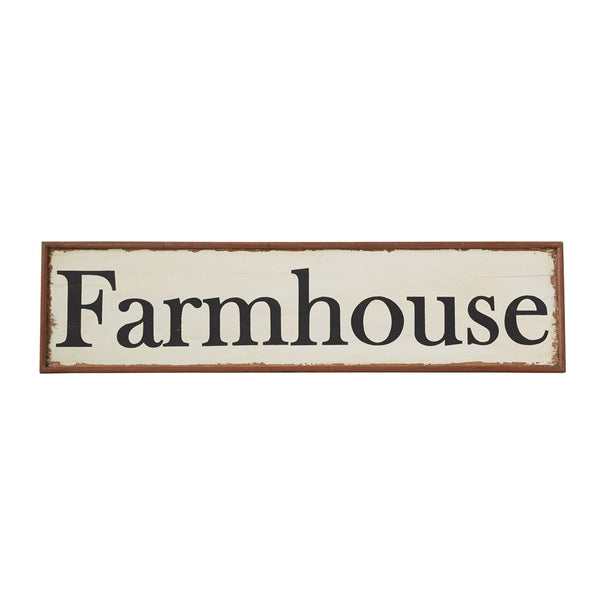 FARMHOUSE SIGN - CityBarnCountryPenthouse