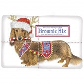 Dachshund Antlers Brownie Mix - CityBarnCountryPenthouse