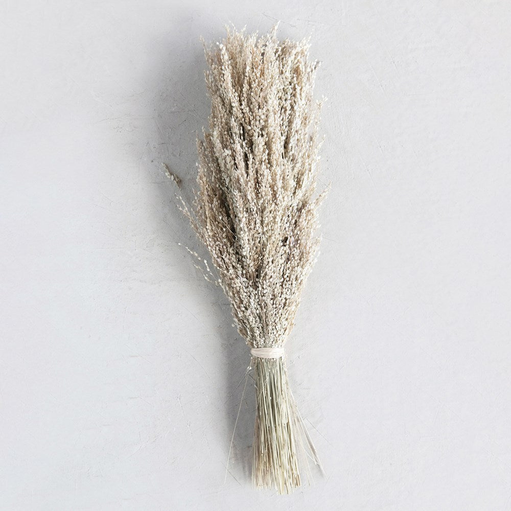Dried Natural Star Grass Bunch - City Barn | Country Penthouse