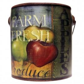 Juicy Apples Farm Fresh Candle - CityBarnCountryPenthouse