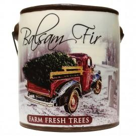 Balsam Fir Farm Fresh Candle