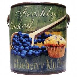 Blueberry Muffins Farm Fresh Candle - CityBarnCountryPenthouse