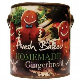 Homemade Gingerbread Farm Fresh Candle