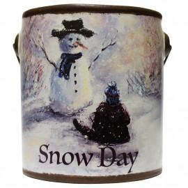 Snow Day Farm Fresh Candle - CityBarnCountryPenthouse
