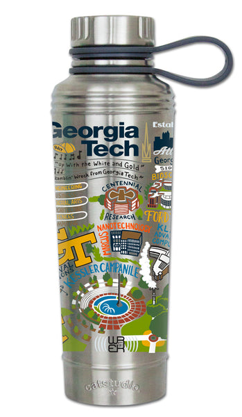 GEORGIA TECH UNIVERSITY THERMAL BOTTLE - CityBarnCountryPenthouse