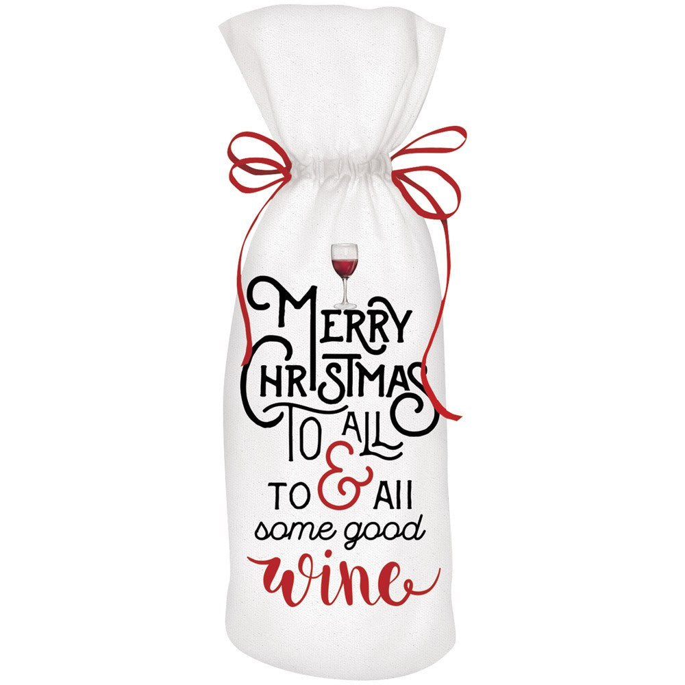 GOOD WINE WINE BAG - CityBarnCountryPenthouse