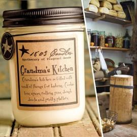 Grandma's Kitchen Soy Jar Candle - CityBarnCountryPenthouse