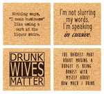 BOOZY COASTER BOX SET