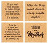 MOM LIFE COASTER BOX SET - CityBarnCountryPenthouse