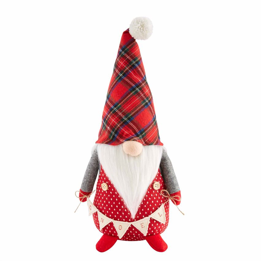 LARGE DOT CHRISTMAS GNOME SITTER - CityBarnCountryPenthouse