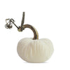 "4"" SNOW PUMPKIN - CityBarnCountryPenthouse"