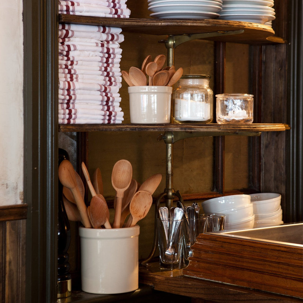 BAKER'S DOZEN WOOD SPOONS, LARGE - CityBarnCountryPenthouse