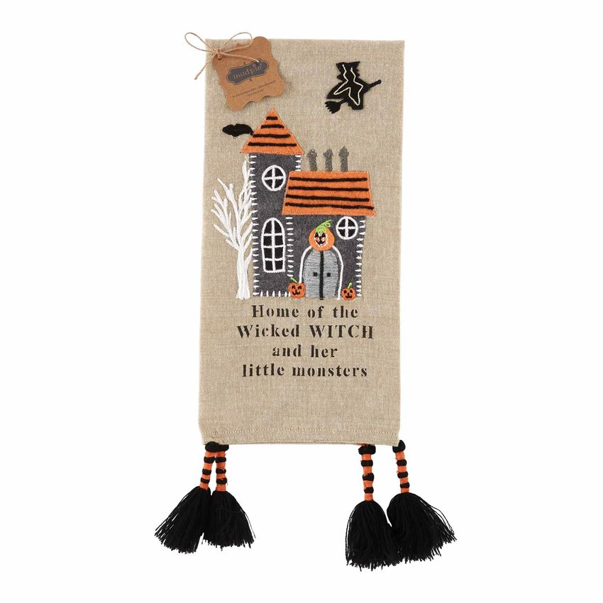 WICKED WITCH TOWEL - CityBarnCountryPenthouse