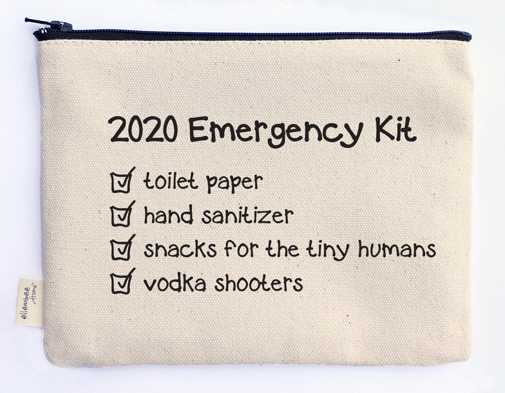 EMERGENCY KIT POUCH - CityBarnCountryPenthouse