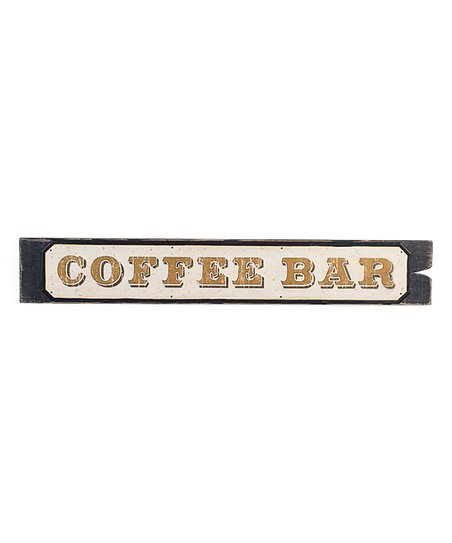 COFFEE BAR SIGN - CityBarnCountryPenthouse