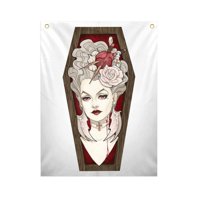 The Vamp - Fabric Banner