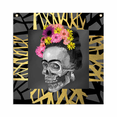 Oh Frida - Fabric Banner