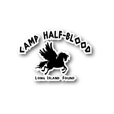 Camp Half Blood Sticker