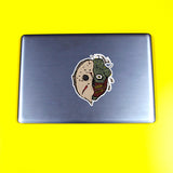 Camp Killer Jason Sticker