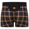 Multi Plaid Trunk