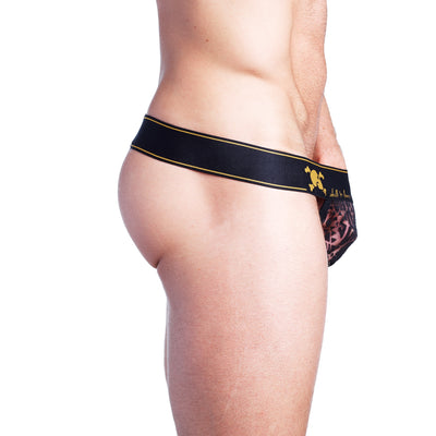 Skull and Bones Burnout Thong