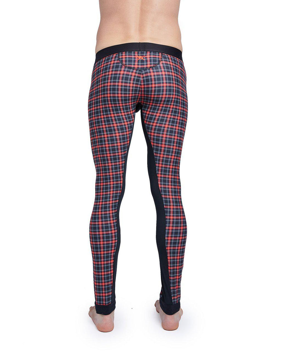 Tartan Plaid Leggings