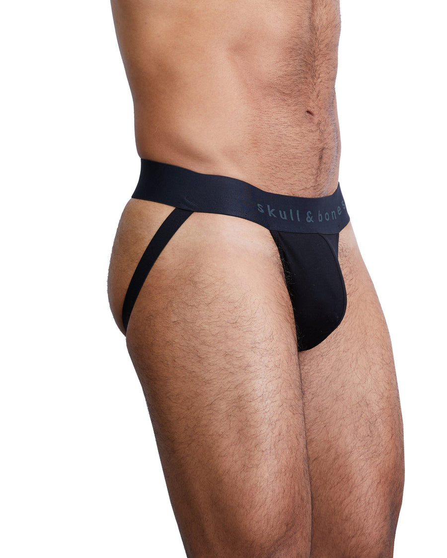 Just the Bones Jock Black