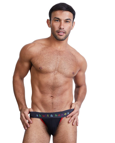 Limited Edition Pride Jock Black-Jock-Skull & Bones, Inc.