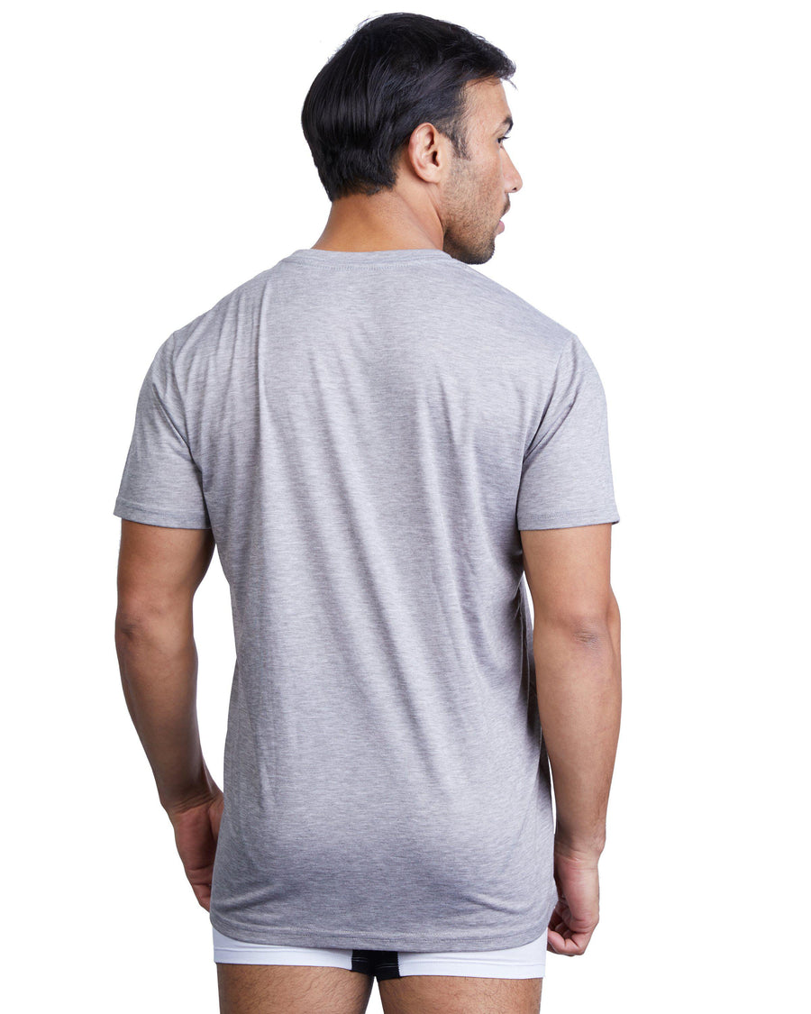 Heather Grey Logo TShirt