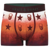 Ombre Skull and Stars Trunk