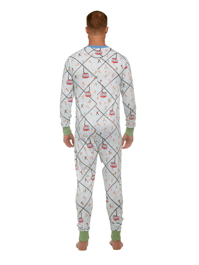 Ski Weekend Union Suit