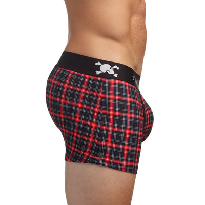 Tartan Plaid Trunk