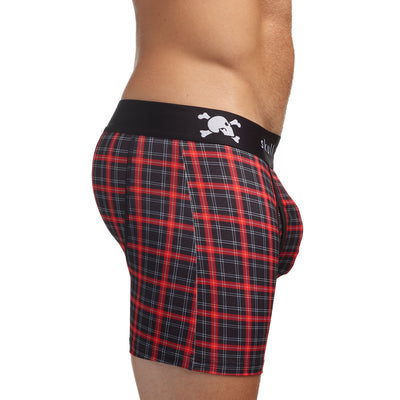 Tartan Plaid Boxer Brief