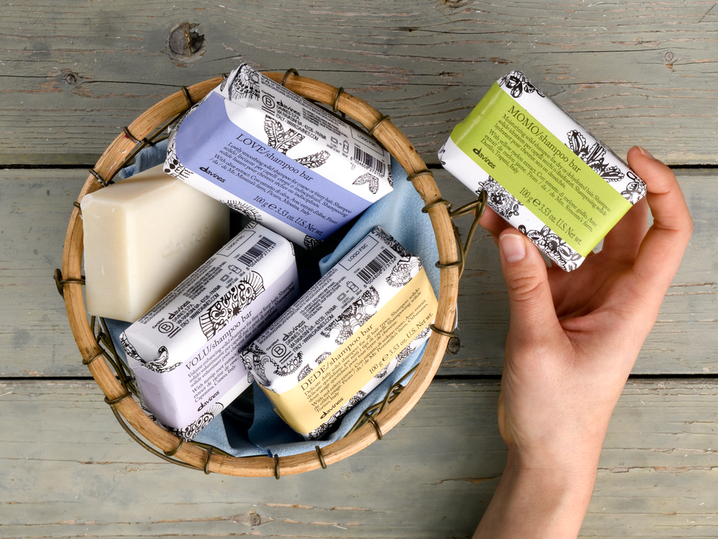 How to Use and Preserve Shampoo Bars