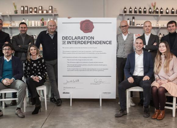 Image of davines executives