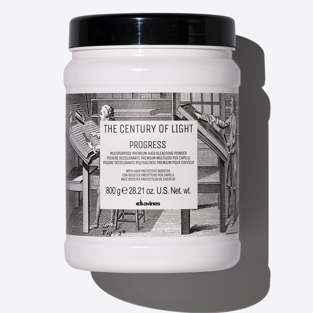Progress 1  800 gr / 28,21 oz.Davines