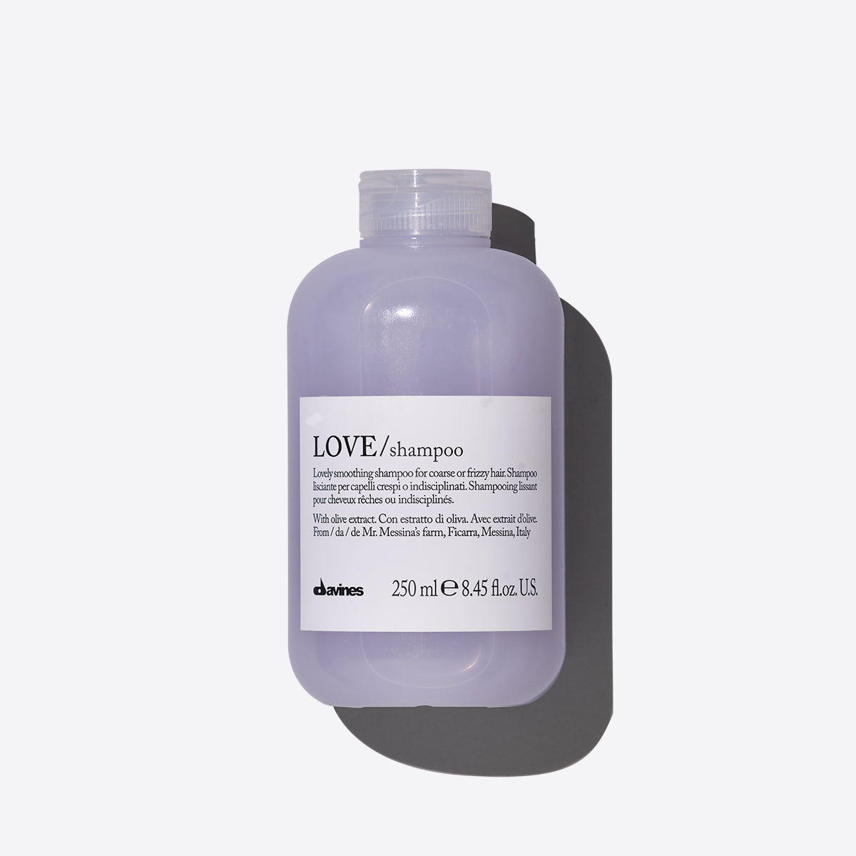 LOVE Shampoo 1  250 ml / 8,45 fl.oz.Davines