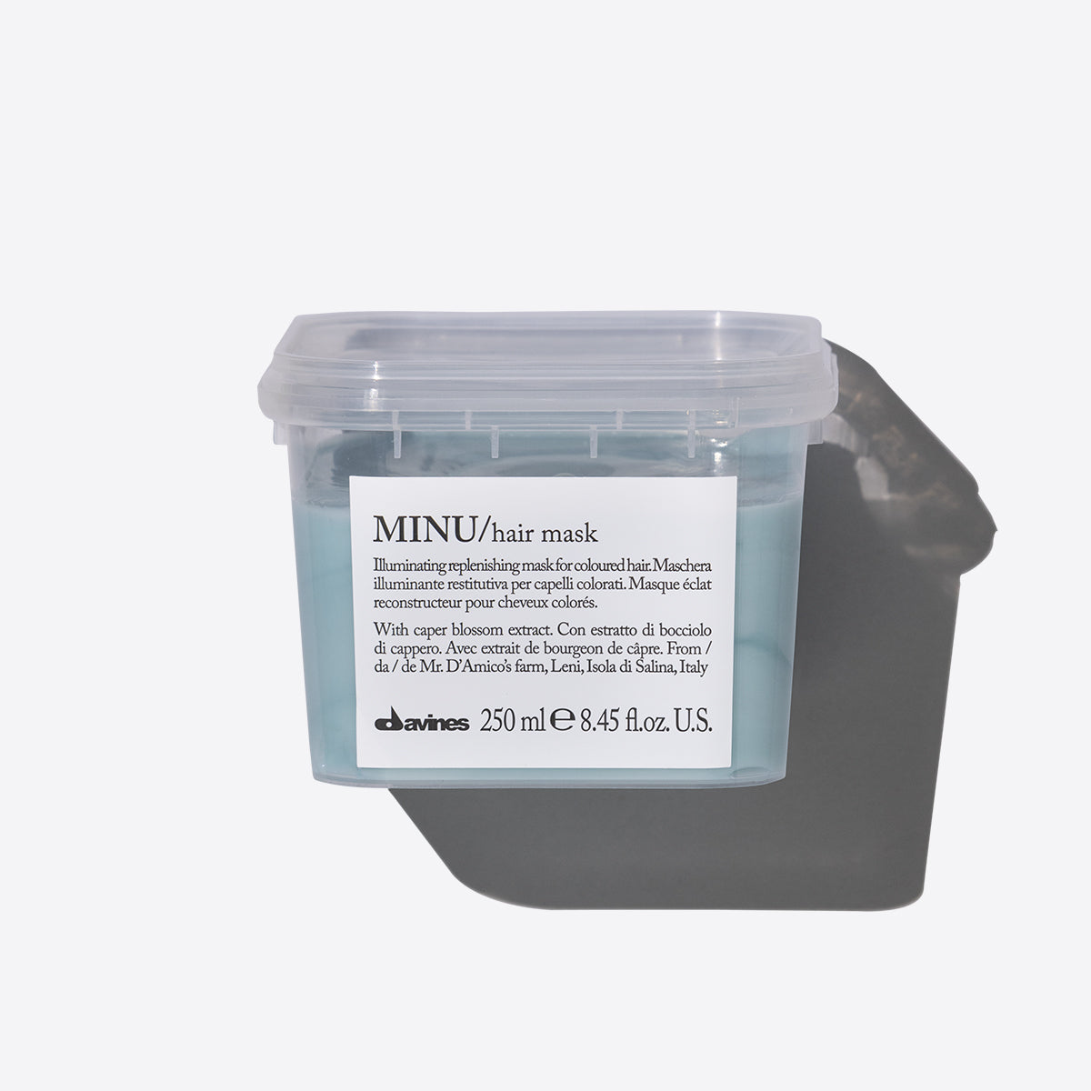 MINU Hair Mask 1  250 ml / 8,45 fl.oz.Davines