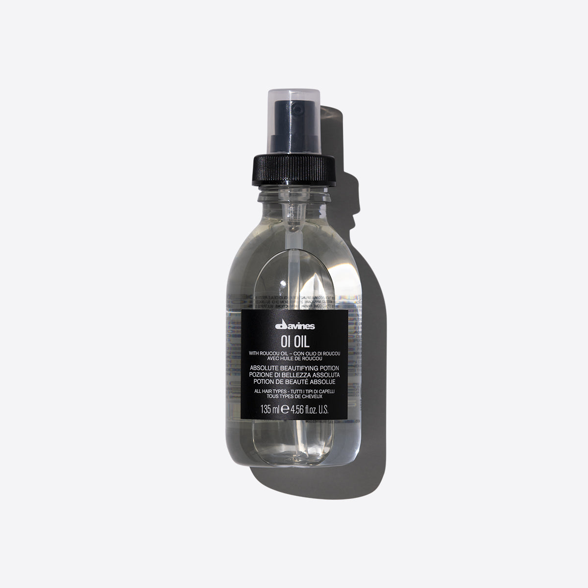 OI Oil 1  135 ml / 4,56 fl.oz.Davines
