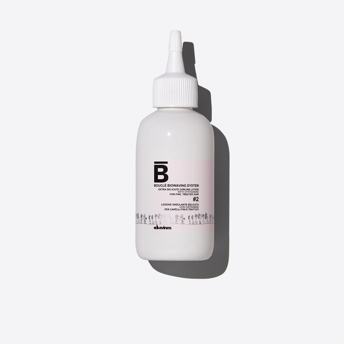 Extra Delicate Curling Lotion 2 1  100 ml / 3,38 fl.oz.Davines