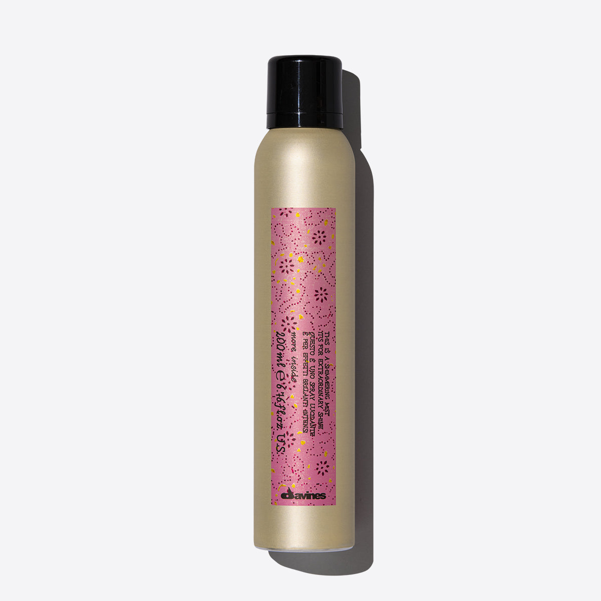This Is A Shimmering Mist 1  200 ml / 6,76 fl.oz.Davines
