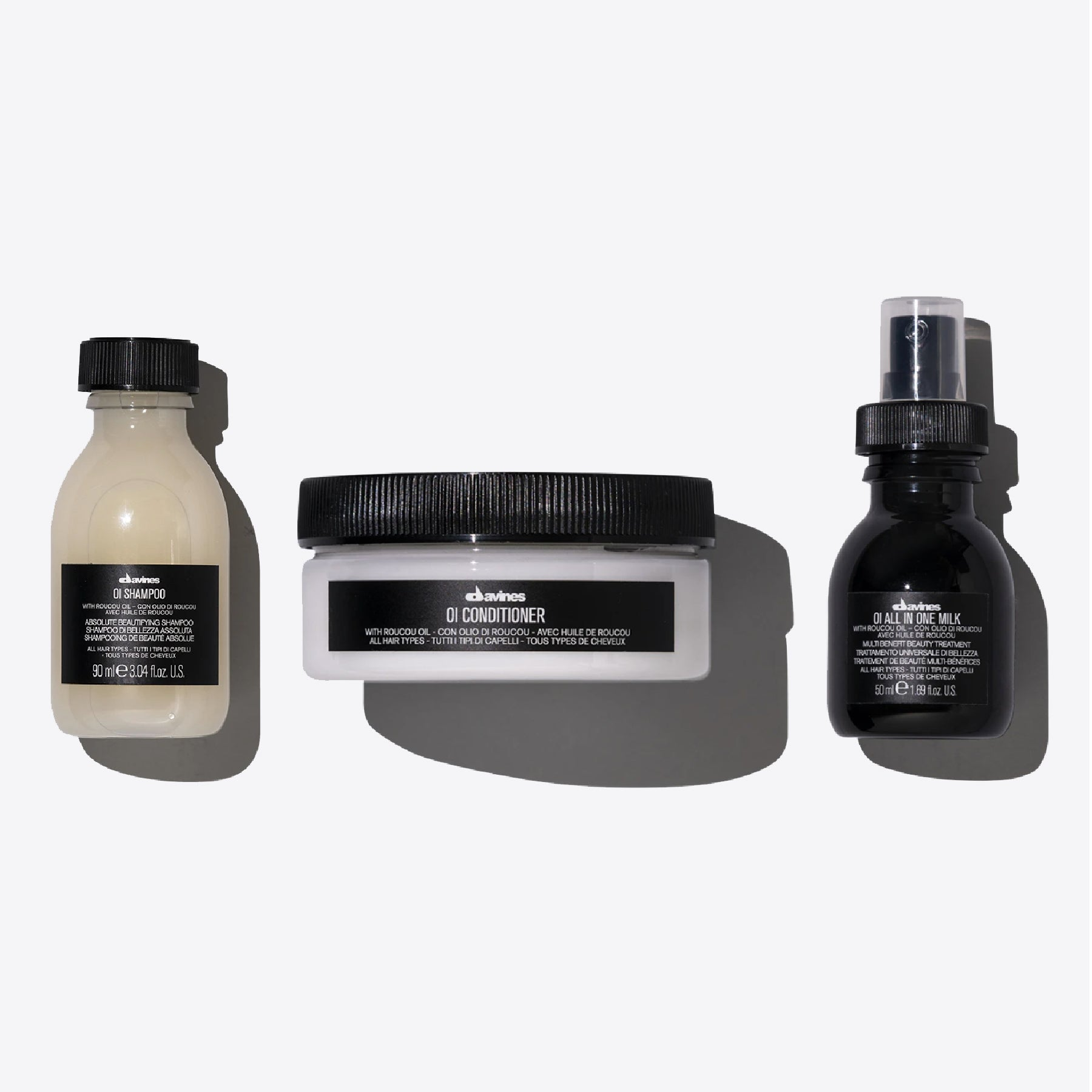 OI Travel Set 1  Davines-usa