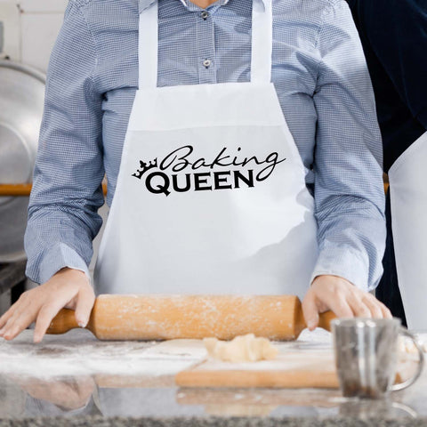 Baking Queen Apron