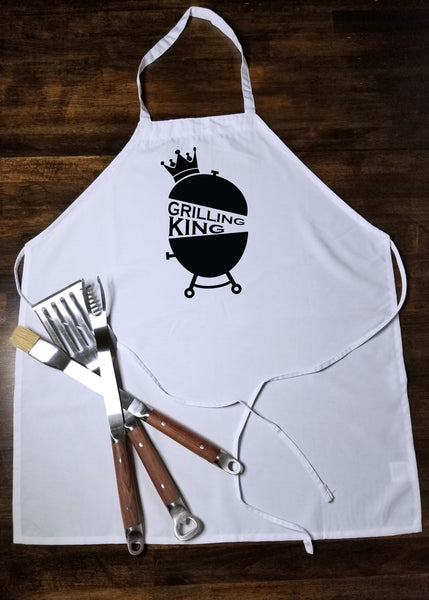 Grilling King Apron