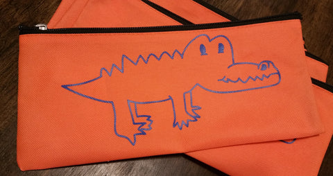 Gator Pencil Case