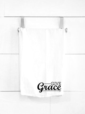 SALE! Give Grace Tea Towel