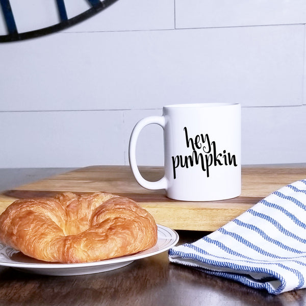 Hey Pumpkin Mug